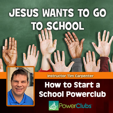 SCHOOL BIBLE CLUB TIM